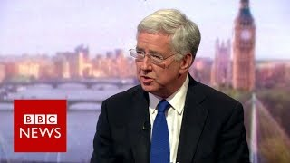 Download Video Michael Fallon:  'We do not have to agree with DUP views'  BBC News MP3 3GP MP4