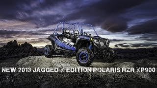 5. 2013 Polaris RZR XP900 H.O Jagged X Edition - UTVUnderground.com