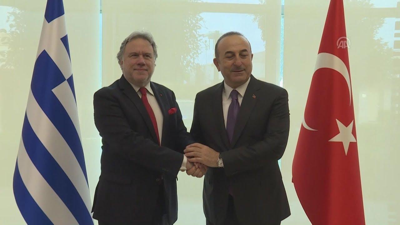 Συνάντηση του Έλληνα υπουργού Εξωτερικών με τον Τούρκο ομόλογό του στην Αττάλεια