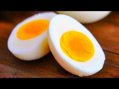 Video - Δίαιτα των βραστών αυγών: Χάστε 10 κιλά σε δύο εβδομάδες (vid)