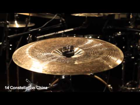 Supernatural Cymbals14 Constellation China