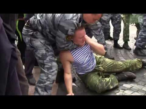 Один гей против десантуры 2 августа