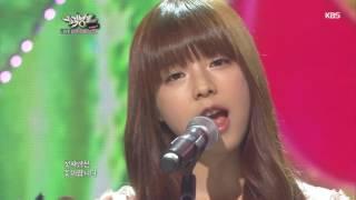 [뮤뱅] 주니엘 - illa illa 20120713