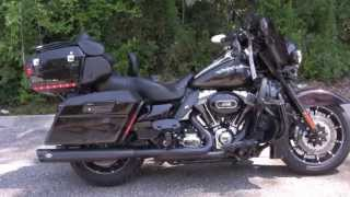 4. Used 2010 Harley Davidson CVO Ultra Classic Electra Glide Motorcycle for sale