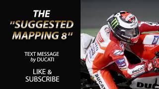 Video Ducati Lorenzo Suggested Mapping 8 Text Message In Motogp Race MP3, 3GP, MP4, WEBM, AVI, FLV November 2017