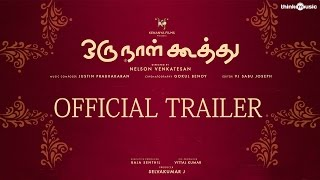 Oru Naal Koothu Movie Trailer HD, Dinesh ,Mia George