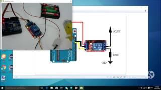 Lập trình điều khiển động cơ với relay  Hướn...