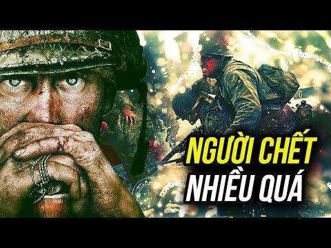 LIVE STREAM CALL OF DUTY WWII - ĐỆ NHỊ THẾ CHIẾN ĐÂY RỒI !!!