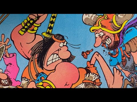Groo The Wanderer #13 review by 80sComics.com