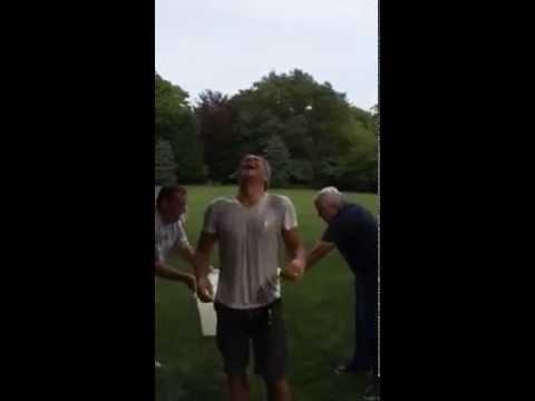 bon - Jon Bon Jovi thanks Jay McKee and accepts the ALS Ice Bucket Challenge. Jon Bon Jovi nominates David Bryan, Tico Torres & Richie Sambora! You have 24 hours g...