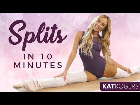 Video Splits Flexibility Ballet Stretches | Professional Dancer, Kat Rogers, How to, At Home download in MP3, 3GP, MP4, WEBM, AVI, FLV January 2017
