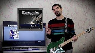 Полный обзор на русском языке игры роксмит rocksmith 2014 на плейстейшн playstation 4 IV PS4 x-box one гитара бас электро гитар...