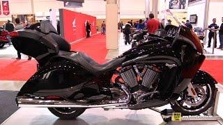 8. 2015 Victory Vision Tour - Walkaround - 2015 Toronto Motorcycle Show