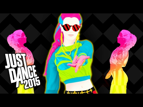 JUST DANCE 2015 : BECKY G - BUILT FOR THIS [5 STARS]