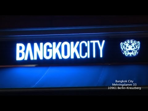 BangkokCity Restaurant Mehringdamm 33, 10961 Berlin