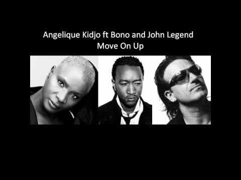 Angelique Kidjo ft Bono and John Legend - Move on up