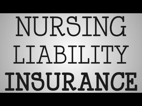 Working Nurse | Professional Nursing Liability Insurance