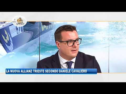 08/09/2020 - LA NUOVA ALLIANZ TRIESTE SECONDO DANIELE CAVALIERO