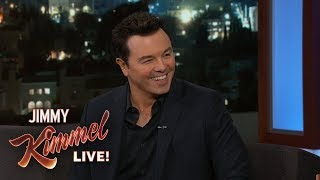 Video Seth MacFarlane on His Big Celebrity Christmas Party MP3, 3GP, MP4, WEBM, AVI, FLV Desember 2018