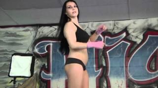 Video Behind the Photoshoot  Alex Tirado feat  Casey Walsh and Alba Zapata at Highlander MMA, Tampa, FL MP3, 3GP, MP4, WEBM, AVI, FLV Juli 2018