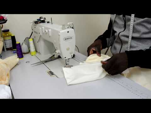 How To Sew Trouser (Sokoto) By DuduCut