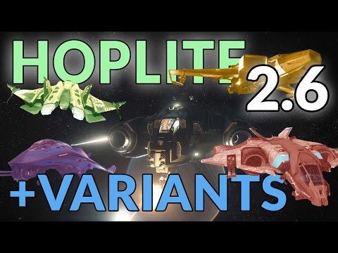 A Tour of the Aegis Vanguard Hoplite...