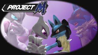 Project M – TurboTAStic: Mega MEWTWO X VS Mega LUCARIO