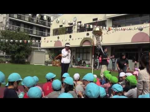 芝生と育ち繋がる人たち1 月島幼稚園PTA芝生部