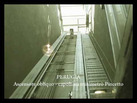 Perugia - luci e ombre