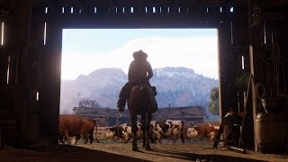 Red Dead Redemption 2 - Trailer #1