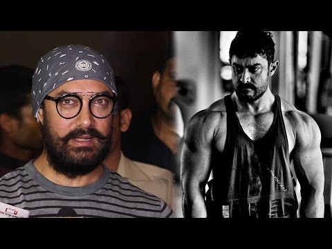 Aamir Khan Was Scared Of His Weight Loss For Danga