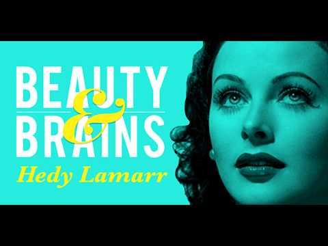 The Most Beautiful Woman in Films  BEAUTY & BRAINS  HEDY LAMARR