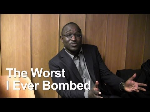 Worst I Ever Bombed: Hannibal Buress