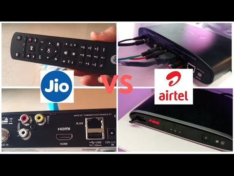 Airtel Internet TV, Can It Compete With JIO TV Set Top Box?| Gadgets To Use