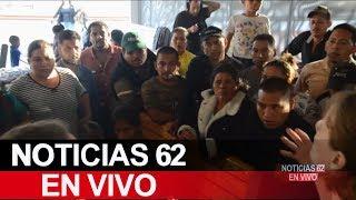 Padres centroamericanos regresan a Estados Unidos para reunificarse con sus hijos. – Noticias 62. - Thumbnail