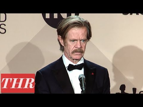 William H. Macy on #MeToo, Equal Pay, & Sexual Harassment in Hollywood | SAG Awards 2018