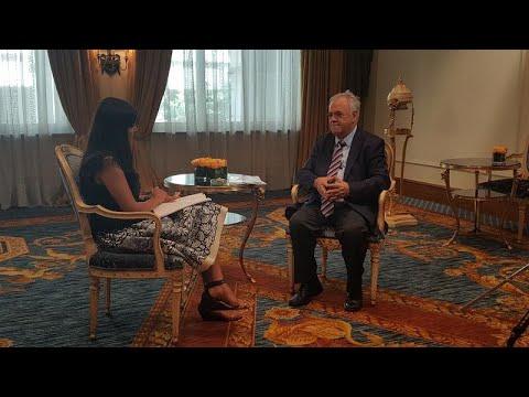 Η Ελλάδα στη μετά μνημόνιο εποχή – Ο Γ.Δραγασάκης μιλά στο euronews…