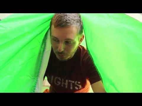 Треккинговая палатка Greenell «Моби 2 V2» серия First Step. Видеообзор.