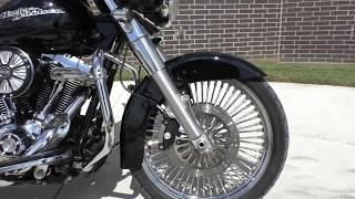6. 622702   2015 Harley Davidson Street Glide   FLHX