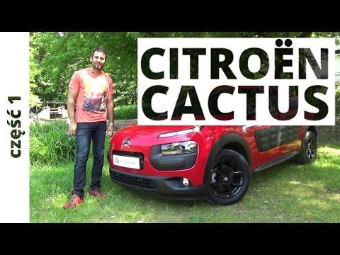 Citroen C4 Cactus 1.6 BlueHDi 100 KM, 2015 - test AutoCentrum.pl #207