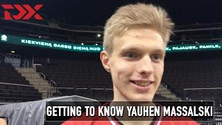 Getting to Know: Yauhen Massalski (ANGT Kaunas)