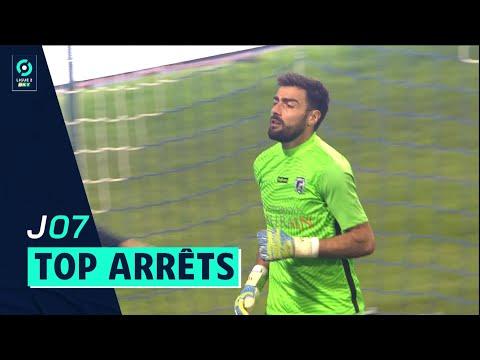 Top arrêts 7ème journée - Ligue 2 BKT / 2020-2021