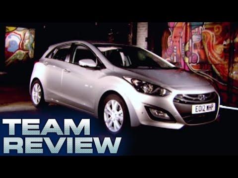 Team Review: Hyundai i30 – Fifth Gear