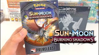 Let's just say, without a doubt,  we pulled the best card in the entire set at this epic pokemon burning shadows prerelease! Enter the giveaway! https://gleam.io/TgOUy/the-largest-pokemon-burning-shadows-giveaway-collaboration Special thanks to our sponsor: https://overthetoptcg.com/Subscribe today and join the Pikachu Army of proud Pokemon Fans! Let's share our love for Pokemon TOGETHER! :) If you want to buy/trade for cards I have pulled in my videos please check here: http://thecavendish.tictail.com/ Want to send fan mail? All fan mail will be featured in a livestream! P.O. Box 17594Sugar Land TX 77496I'm happy to sign cards as well as long as you include an unused stamp so I can send it back! Instagram: https://instagram.com/laughingpikachu/Personal Instagram: https://instagram.com/fawcett.hannah/Twitter: https://twitter.com/LaughingPikaSnapchat: fawcetthannahDaily Vlog Channel: https://tinyurl.com/pika-vlogsIntro Created By: http://bit.ly/sleepyfx Donations are never required, but always appreciated: http://paypal.me/laughingpikachuNews Updates Playlist: http://tinyurl.com/pokemonnewsupdatesPokemon Challenge Videos: http://tinyurl.com/pikapackopeningsCrazy Fan Mail Opening Series: http://tinyurl.com/pokemonfanmail