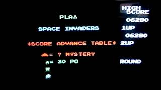 Space Invaders (NES/Famicom) by TB303