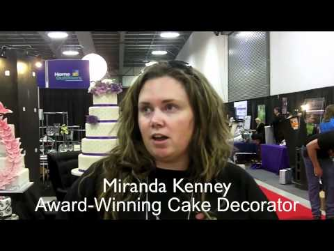 Ottawa Wedding Show Vendor Country Girl Cakes ~ wedding cakes