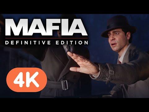 Mafia Trilogy : Mafia: Definitive Edition - 4K Gameplay Reveal (Mafia 1 Remake)