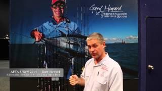 """Gary Howard Adrenalin 5'9"""" 15-24kg spin rod"""