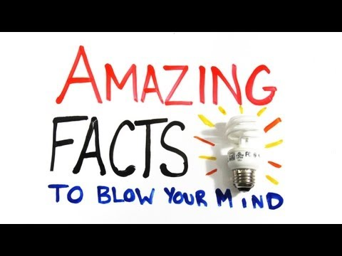 Blow - TWEET IT - http://clicktotweet.com/237l3 Time for some interesting facts to make your head explode! Now you can sound even smarter around your friends with t...