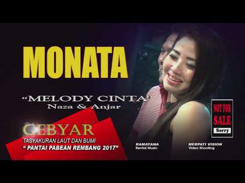 MONATA PABEAN 2017 Melodi Cinta   - Nasa Aqila & Anjar Agustin